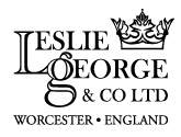 Leslie George Logo